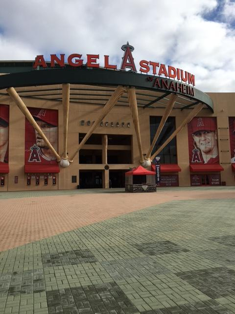 Palo Alto Networks User Group Angel Stadium