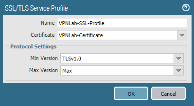 SSL-Service-Profile